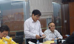 Hội Luật Gia - Công bố quyết định thành lập Đảng đoàn Hội Luật gia VN khóa XII