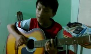 """Cộng đồng mạng - Phát sốt với cover """"Anh sai rồi"""" cực hay của cậu bé 10X xứ Nghệ"""