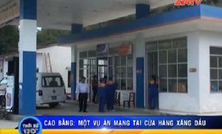 Bản Tin 113 - Video: Phát hiện nhân viên cây xăng tử vong tại cửa hàng