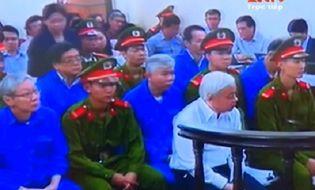 Bản Tin 113 - Video: Xét  xử phúc thẩm Nguyễn Đức Kiên và đồng phạm