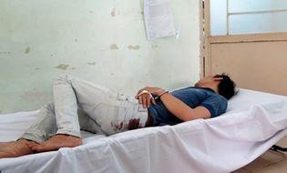 An ninh - Hình sự - Công an nổ súng tóm gọn 2 tên cướp ở trung tâm Sài Gòn