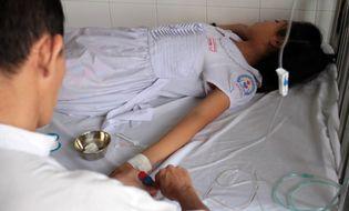Miền Nam - Học sinh tiểu học nhập viện sau khi tiêm ngừa sởi – rubella