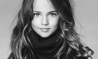 """Giới trẻ - Vẻ đẹp siêu mẫu """"nhí"""" 9 tuổi """"hút hồn"""" dân mạng"""