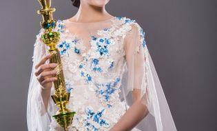 Thời trang & Làm đẹp - Hoa hậu Kỳ Duyên gợi cảm, nuột nà trong bộ ảnh mới