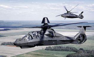 Quân sự - Khám phá nguyên mẫu trực thăng tàng hình tối tân của Mỹ