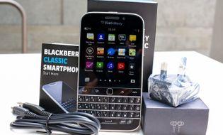 Sản phẩm số - Diện mạo BlackBerry Classic đầu tiên về Việt Nam