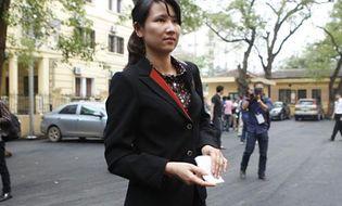 Hồ sơ vụ án - Vụ TMV Cát Tường: Vợ bác sĩ Nguyễn Mạnh Tường gửi đơn kháng cáo