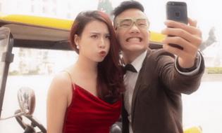 """Giới trẻ - Huy JOo và hot girl Linh Miu hẹn hò trong """"Giáng Sinh bên nàng"""""""