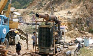 Sự kiện hàng ngày - Toàn cảnh vụ hầm sập khiến 12 công nhân mắc kẹt