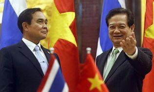 Sự kiện hàng ngày - Thủ tướng Chính phủ dự khai mạc hội nghị GMS 5 tại Thái Lan