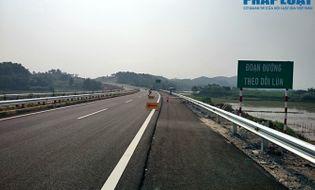 Xã hội - Xử lý xong vết lún nứt trên cao tốc tỷ đô Nội Bài-Lào Cai