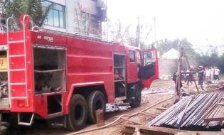 Sự kiện hàng ngày - Cháy lớn tại ĐH Công nghệ Đồng Nai: Phòng thực hành bị thiêu rụi