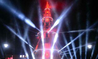 Giới trẻ - Giới trẻ nô nức đi xem cây thông Noel cao nhất Việt Nam