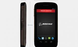 Sản phẩm số - BlackBerry hợp tác Boeing thiết kế smartphone siêu bảo mật