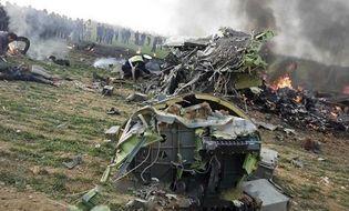 Quân sự - Trung Quốc: Rơi máy bay quân sự JH-7, 3 người thương vong