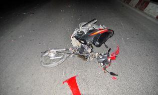 Xã hội - 2 vụ tai nạn liên tiếp trong đêm trên cầu vượt Trần Khát Chân