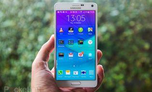 Sản phẩm số - Top 5 smartphone màn hình lớn nhất năm 2014