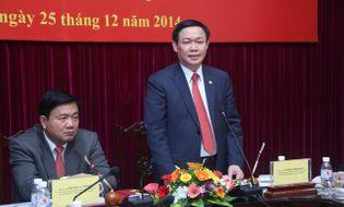 Sự kiện hàng ngày - Ban Kinh tế Trung ương làm việc với Bộ GTVT
