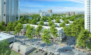 Tài chính - Doanh nghiệp - Dự án bất động sản xanh Mon City