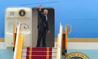 Tâm điểm dư luận - Tổng thống Obama rời Hà Nội vào TP HCM