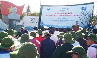 Biển đảo Việt Nam - Trang nghiêm tượng đài tướng Giáp ở Trường Sa và chủ quyền bất khả xâm phạm ở VN