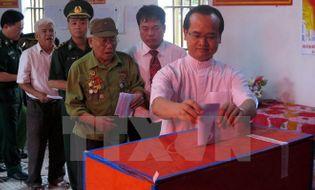 Tin trong nước - Nam Định sẽ tổ chức bầu thêm 37 đại biểu HĐND tại 18 xã