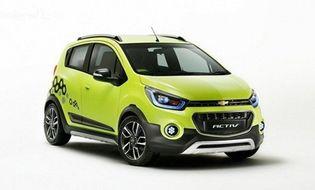 """Đánh giá sản phẩm - GM mang sức sống mới cho """"tí hon"""" Chevrolet Spark"""