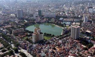 Thị trường - Hà Nội: Lộ diện nhiều đại gia BĐS 'cắm' dự án tại ngân hàng