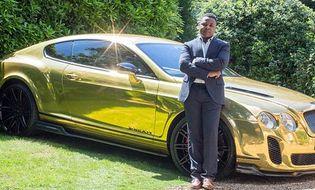 """Bí quyết làm giàu - Triệu phú 19 tuổi sở hữu siêu xe mạ vàng khiến thiên hạ """"thèm thuồng"""""""