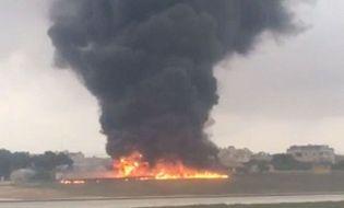 Tin thế giới - Máy bay nghi chở nhiều quan chức EU rơi, ít nhất 5 người đã thiệt mạng