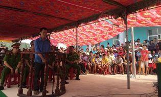 An ninh - Hình sự - Án chung thân cho kẻ sát hại người tình rồi trốn sang Campuchia