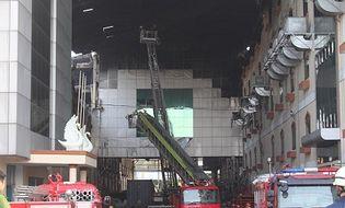 Tin trong nước - Thủ tướng yêu cầu Bộ Công an làm rõ nguyên nhân vụ cháy lớn tại Cần Thơ