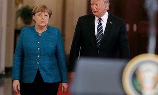 Tin thế giới - Tổng thống Trump gửi Thủ tướng Merkel giấy ghi nợ 300 tỷ bảng Anh