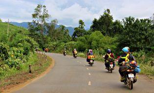 Tư vấn - Những điều cần chuẩn bị cho một chuyến đi phượt bằng xe máy