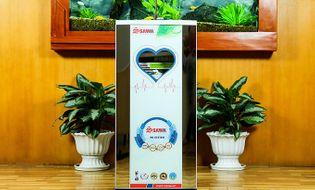Hàng tiêu dùng - Máy lọc nước RO Sawa SI8009KCT: Thân thiện, tiện lợi