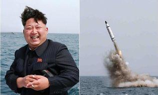 Tin thế giới - Triều Tiên: Tên lửa bắn đi, viện trợ nhận lại?