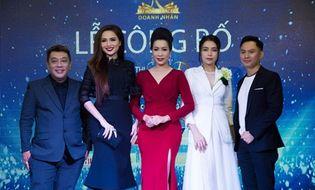 Tin tức giải trí - Diễm Hương, Trịnh Kim Chi và Trà Ngọc Hằng làm giám khảo Nữ Hoàng Sắc đẹp Doanh Nhân 2018