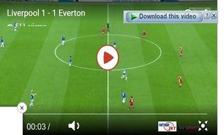 Thể thao 24h - Everton cầm hòa Liverpool nhờ bàn thắng của Rooney