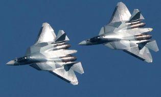 Tin thế giới - Nga gửi máy bay chiến đấu Su-57 hiện đại nhất đến Syria
