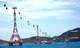 Truyền thông - Thương hiệu - Nha Trang: Vị mặn của biển quấn quyện chân người