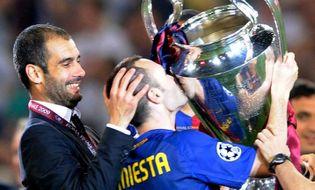 Bóng đá - Tiền vệ Andres Iniesta bất ngờ muốn đến Manchester