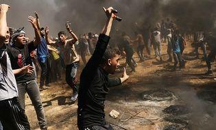 Tin thế giới - Israel không kích 25 cứ điểm của quân Hồi giáo Hamas trên dải Gaza