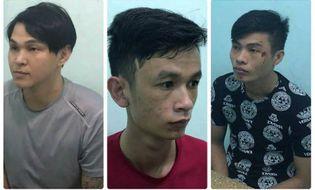 An ninh - Hình sự - Bắt giữ băng nhóm thực hiện 7 vụ cướp giật liên hoàn lúc rạng sáng