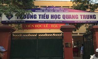 Chuyện học đường - Vụ học sinh lớp 2 bị cô giáo phạt tát 50 cái: Bộ Giáo dục yêu cầu Hà Nội báo cáo