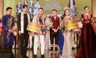 Tin tức giải trí - Mãn nhãn với đêm chung kết Nam vương và Hoa hậu Doanh nhân Quốc tế tại Hàn Quốc