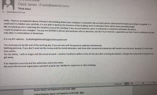 Tin thế giới - Hàng loạt địa chỉ tại Mỹ bị đe dọa đánh bom, tống tiền bitcoin