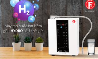 Quyền lợi tiêu dùng - Mua máy lọc nước ion kiềm giàu hydro Fuji Smart chính hãng tại Việt Nam