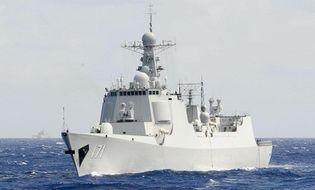 Tin thế giới - Trung Quốc bí mật phát triển tàu chiến robot?