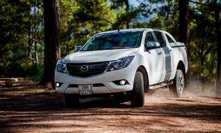 Thế giới Xe - Mazda BT-50 chiếm vị trí số 2 phân khúc bán tải