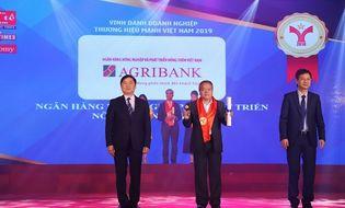 Bí quyết làm giàu - Agribank tự hào được vinh danh Thương hiệu Mạnh Việt Nam 2018